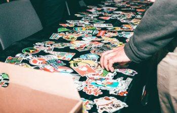 stickers bois